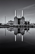 Stuart Gennery - Battersea Reflection