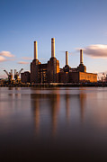 Stuart Gennery - Battersea view