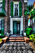 Lowcountry Photos - Battery Entrance by Dale Powell