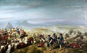 Famous Artists - Battle of Almansa by Ricardo Balaca