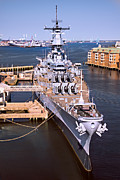 Jerry Fornarotto - Battleship Wisconsin