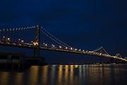John Daly - Bay Bridge at Night