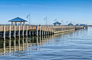 Kathleen K Parker - Bay St. Louis MS Marina Pier