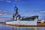 Barry Jones - BB-60 USS Alabama