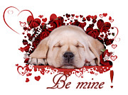 Be Mine Print by Waldek Dabrowski