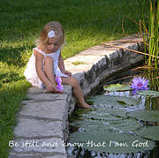 Bible Originals - Be Still... by John Lautermilch