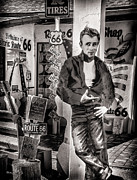 James Dean Photos - Be Still My Heart by Diane Wood