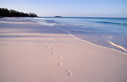 Footprint Photos - Beach by Anonymous