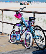 Mary Beth Landis - Beach Bike Rack
