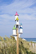 Kelley Nelson - Beach Birdhouses