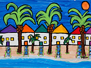 Marlene MALKA Harris - Beach Bungalows