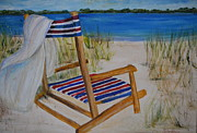 Debbie Baker - Beach Chair