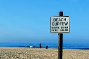 Tammy Espino - Beach curfew
