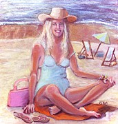 Rita Brown - Beach Day