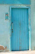 Calvin Hanson - Beach Door Blue of...