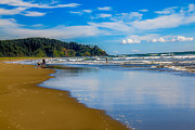Heavens Art - Beach Fun  by Robert Bales