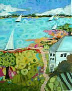 Karen Fields - Beach House Harbor