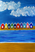 Sandy Wager - Beach Huts