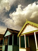 Vicki Spindler - Beach Huts