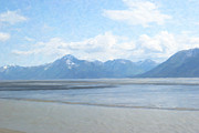 Kathy Rinker - Beach in Alaska
