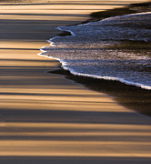 Ralser Prints - Beach Shadows Print by Steven Ralser