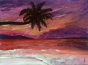 Debbie Baker - Beach Sunset