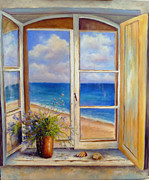 Alexandra Kopp - Beach Window
