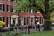 Juergen Roth - Beacon Hill Louisburg Square