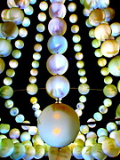 Beads Print by Randall Weidner