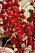 Christmas Decoration Originals - Beads by Tim Hauser