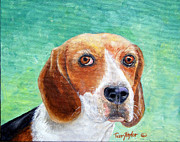 Hounds Originals - Beagles Rock by Terry Taylor