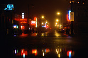 Beale Photos - Beale Street by Douglas Stucky