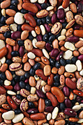 Variety Framed Prints - Beans Framed Print by Elena Elisseeva