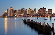 Custom House Tower Photos - Beantown by Juergen Roth