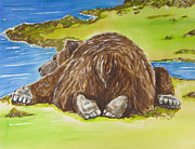 Carol Blackhurst - Bearly Awake