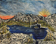 Suzanne Surber - Beartooth Mountain Lake