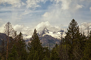 Natural Focal Point Photography Metal Prints - Beartooth Mountain Metal Print by Natural Focal Point Photography