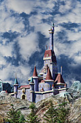 Medieval Castle Photos - Beasts Castle by Lee Dos Santos