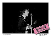 Beatles Photos - Beatles - 10T by Larry Mulvehill