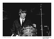 Ringo Framed Prints - Beatles - 5 Framed Print by Larry Mulvehill
