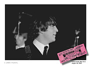 Beatles Photos - Beatles - 8T by Larry Mulvehill