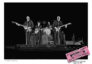 Beatles Photos - Beatles - 9T by Larry Mulvehill