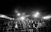 Beatles Photos - Beatles Crowd - 1 by Larry Mulvehill