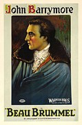 Film Print Framed Prints - Beau Brummel  Framed Print by Movie Poster Prints