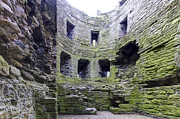 Wales Framed Prints Framed Prints - Beaumaris Castle - 3 Framed Print by Paul Cannon