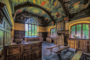 Arms Digital Art - Beautiful 17th Century Chapel by Adrian Evans
