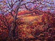 Beautiful Autumn Print by Natalie Holland