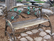 Tammy Sutherland - Beautiful Bench