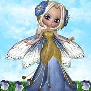 Adriane  J - Beautiful Blond Fairy