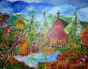 Farfallina Art -Gabriela Dinca- - Beautiful Countryside...